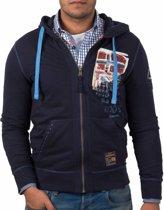 Sweatshirt Antarctic, donkerblauw