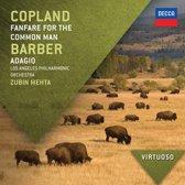 Fanfare For The Common Man/Adagio (Virtuoso)