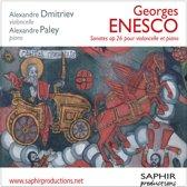 Dmitriev,A;/ Paley,A. - Sonates Op.26 Pour Violoncelle Et P