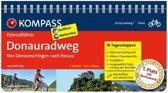 RF6464 Donauradweg 1, von Donaueschingen nach Passau Kompass