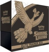 Pokémon TCG: Shining Legends Elite Trainer Box - Pokemon kaarten