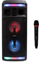 Mobiel geluidsysteem 500W ingebouwde accu (Moonlight)