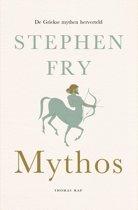 Boek cover Mythos van Stephen Fry (Ebook)