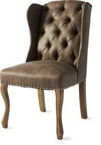 Riviera Maison - Keith  II  Dining  Wing - Chair - coffee