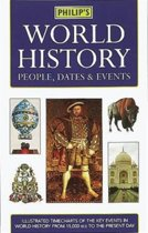 Philips World History: People and Events Paperback