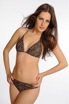 Sunselect zondoorlatende bikini - Matrix - Maat 42