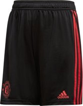 adidas - MUFC Training Short Junior - Kinderen - maat 164