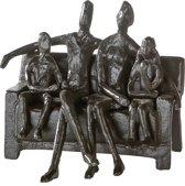 Sculptuurtje familie