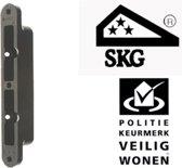 Nemef Sluitkom SKG3 VS4000 Zwart