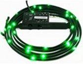 NZXT CB-LED10-GR computerbehuizing onderdelen Universeel Kit met verlichting voor computerkast