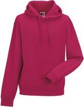 Russell Authentic Hoodie voor Heren Roze XL