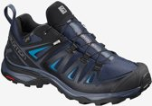 Salomon X Ultra 3 GTX Schoenen Dames blauw/zwart Schoenmaat UK 6,5 | EU 40