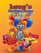 Lucy's Birthday Party Coloring Book