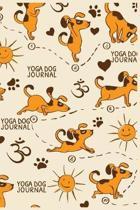 Yoga Dog Journal