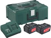 Metabo Basis-set 2 x 5.2 Ah + Metaloc (685065000)