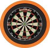 TCB X-Ray Led-verlichting surround Oranje - BEST Getest - dartbord verlichting - dartbord surround