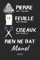 Rien ne bat Manel - Notes