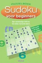 Puzzelboek - sudoku voor beginners