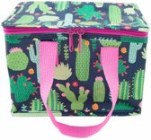 Sass & Belle lunchtasje Colourful Cactus Lunchtasje Colourful Cactus