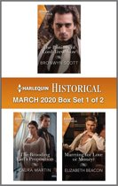 Harlequin Historical March 2020 - Box Set 1 of 2