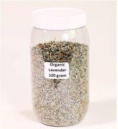 Biologische Lavendel in pot (100 gram)