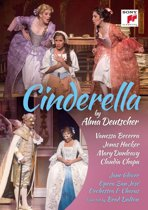 Alma Deutscher - Cinderella (DVD)