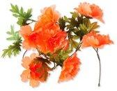 Basil Peony - Bloemenstreng - Tangerine