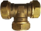 VSH knelkoppeling - T-stuk - 28 x 22 x 15 mm - 1 st