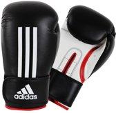 Adidas - (Kick)Bokshandschoenen - Energy 100 - Zwart/Wit - 12 oz