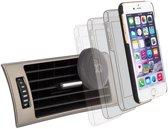 XQISIT Magnetische Ventilatierooster Telefoonhouder - Geschikt voor alle smartphones - Extra Sterk