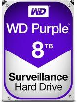 WD Purple - Interne harde schijf - 8 TB