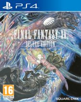 Final Fantasy XV - Deluxe Edition - PS4