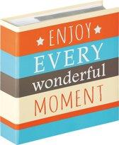 Walther Moments - Fotoalbum - 200 foto's 10 x 15 cm - Design Enjoy