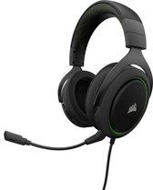 Corsair HS50 - Gaming Headset - Groen - Xbox One