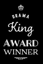 Drama King Award Winner