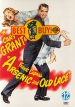 Arsenic And Old Lace (1944) (dvd)