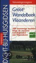 Lannoo's dicht-bij-huisgidsen Groot wandelboek Vlaanderen