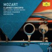Clarinet Concerto/Oboe Concerto (Virtuoso)