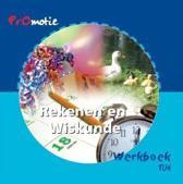 Promotie rekenen en wiskunde Tijd Werkboek
