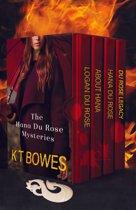 The Hana Du Rose Mysteries Boxed Set