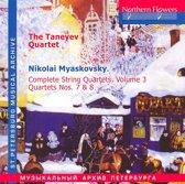 Complete String Quartets. Vol. 3, N
