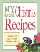 My favorite Christmas recipes