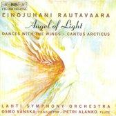 Rautavaara: Angel of Light etc / Vanska, Alanko, Lahti SO