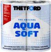 Thetford - Aqua Soft Toiletpapier - 4 Rollen