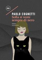 Boek cover Sofia si veste sempre di nero van Paulo Cognetti (Onbekend)