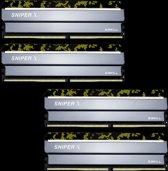 G.Skill Sniper X F4-2400C17Q-32GSXK geheugenmodule 32 GB DDR4 2400 MHz