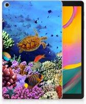 Hoesje Samsung Galaxy Tab A 10.1 (2019) Design Vissen