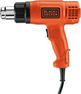 BLACK+DECKER KX1650 Heteluchtpistool - 1750 watt
