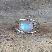 Moonstone ring Graca - maat 19.00 mm - maat 19.00 mm