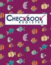 Checkbook Register